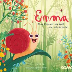 Emma von Leenen,  Heidi, Malzew,  Stefan, Schwab,  Ulrike