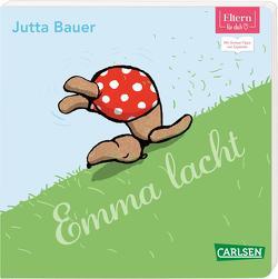 Emma: ELTERN-Vorlesebücher: Emma lacht von Bauer,  Jutta