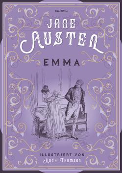 Emma (illustriert) von Austen,  Jane, Höckendorf,  Horst, Thomson,  Hugh