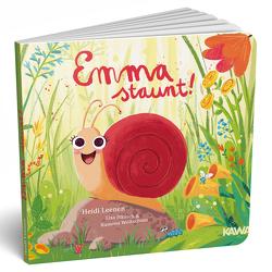 Emma staunt von Leenen,  Heidi