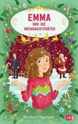 Emma und die Weihnachtsväter von Hagemann,  Bernhard, Metzen,  Isabelle