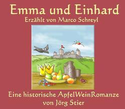 Emma und Einhard von Stier,  Jörg