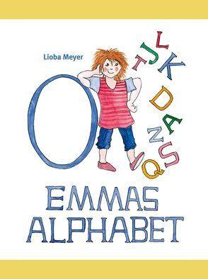 Emmas Alphabet von Meyer,  Lioba