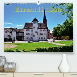 Emmendingen (Premium, hochwertiger DIN A2 Wandkalender 2021, Kunstdruck in Hochglanz) von Laue,  Ingo