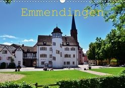 Emmendingen (Wandkalender 2018 DIN A3 quer) von Laue,  Ingo