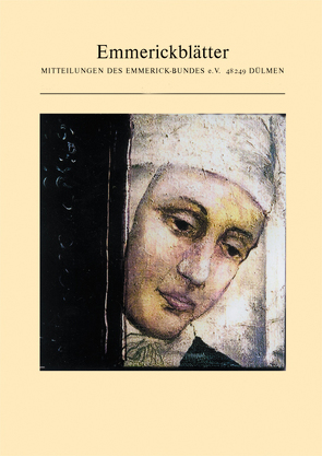 Emmerickblätter, Nr. 80 (Februar 2020) von Emmerick-Bund e.V.,  Dülmen