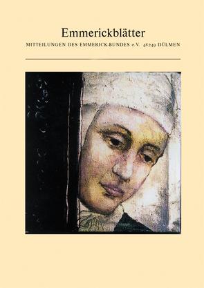 Emmerickblätter, Nr. 81 (September 2020) von Emmerick-Bund e.V.,  Dülmen