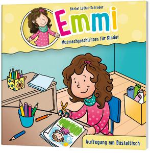 Emmi Minibuch: Aufregung am Basteltisch (Folge 1) von Löffel-Schröder,  Bärbel