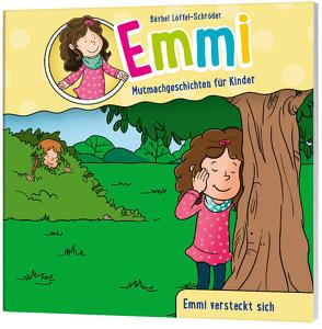 Emmi Minibuch: Emmi versteckt sich (Folge 3) von Löffel-Schröder,  Bärbel