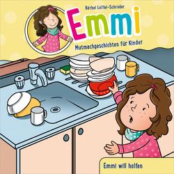 Emmi Minibuch: Emmi will helfen (Folge 4) von Löffel-Schröder,  Bärbel