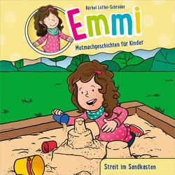 Emmi Minibuch: Streit im Sandkasten (Folge 2) von Löffel-Schröder,  Bärbel