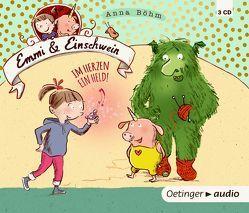 Emmi und Einschwein von Böhm,  Anna, Göhlich,  Susanne, Schudt,  Anna