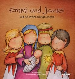 Emmi und Jonas und die Weihnachtsgeschichte