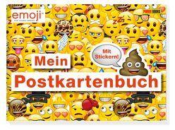 Emoji: Mein Postkartenbuch von Hoffart,  Nicole, Wöhrmann,  Ruth