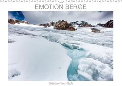 EMOTION BERGEAT-Version (Wandkalender 2021 DIN A3 quer) von Thoma,  Herbert