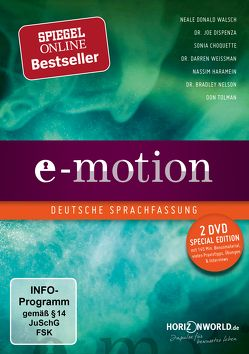Emotion – Special Edition, 2 DVD