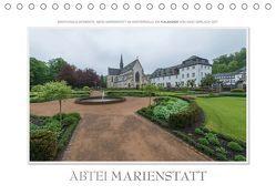 Emotionale Momente: Abtei Marienstatt im Westerwald (Tischkalender 2019 DIN A5 quer)