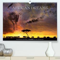 Emotionale Momente: African Dreams (Premium, hochwertiger DIN A2 Wandkalender 2021, Kunstdruck in Hochglanz) von Gerlach GDT,  Ingo