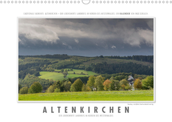 Emotionale Momente: Altenkirchen – der lebenswerte Landkreis im Norden des Westerwaldes. (Wandkalender 2020 DIN A3 quer) von Gerlach,  Ingo