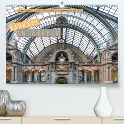 Emotionale Momente: Bahnhof Antwerpen Ansichten. (Premium, hochwertiger DIN A2 Wandkalender 2020, Kunstdruck in Hochglanz) von Gerlach,  Ingo