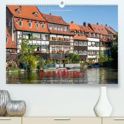 Emotionale Momente: Bamberg (Premium, hochwertiger DIN A2 Wandkalender 2020, Kunstdruck in Hochglanz) von Gerlach GDT,  Ingo