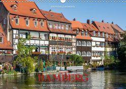 Emotionale Momente: Bamberg (Wandkalender 2019 DIN A3 quer) von Gerlach GDT,  Ingo
