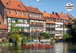 Emotionale Momente: Bamberg (Wandkalender 2021 DIN A2 quer) von Gerlach GDT,  Ingo