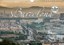 Emotionale Momente: Barcelona. (Wandkalender 2020 DIN A4 quer) von Gerlach,  Ingo