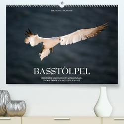 Emotionale Momente: Basstölpel / CH-Version (Premium, hochwertiger DIN A2 Wandkalender 2021, Kunstdruck in Hochglanz) von Gerlach GDT,  Ingo