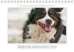 Emotionale Momente: Berner Sennenhund. (Tischkalender 2019 DIN A5 quer) von Gerlach GDT,  Ingo