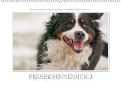 Emotionale Momente: Berner Sennenhund. (Wandkalender 2019 DIN A2 quer) von Gerlach GDT,  Ingo