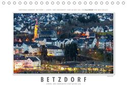 Emotionale Momente: Betzdorf – liebens- und lebenswerte Stadt an der Sieg. (Tischkalender 2020 DIN A5 quer) von Gerlach,  Ingo