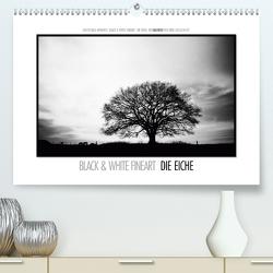 Emotionale Momente: Black & White Fineart – die Eiche. / CH-Version (Premium, hochwertiger DIN A2 Wandkalender 2021, Kunstdruck in Hochglanz) von Gerlach GDT,  Ingo