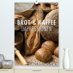 Emotionale Momente: Brot und Kaffee Impressionen (Premium, hochwertiger DIN A2 Wandkalender 2021, Kunstdruck in Hochglanz) von Gerlach,  Ingo