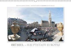 Emotionale Momente: Brüssel – Hauptstadt Europas (Wandkalender 2019 DIN A3 quer) von Gerlach,  Ingo