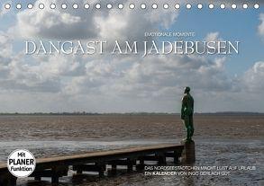 Emotionale Momente: Dangast am Jadebusen (Tischkalender 2018 DIN A5 quer) von Gerlach,  Ingo
