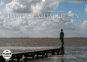Emotionale Momente: Dangast am Jadebusen (Wandkalender 2018 DIN A3 quer) von Gerlach,  Ingo