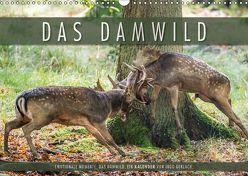 Emotionale Momente: Das Damwild. (Wandkalender 2019 DIN A3 quer) von Gerlach,  Ingo