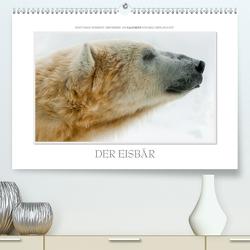 Emotionale Momente: Der Eisbär. / CH-Version (Premium, hochwertiger DIN A2 Wandkalender 2021, Kunstdruck in Hochglanz) von Gerlach GDT,  Ingo