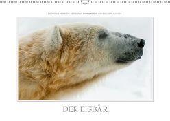 Emotionale Momente: Der Eisbär. (Wandkalender 2019 DIN A3 quer) von Gerlach GDT,  Ingo