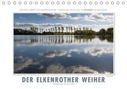 Emotionale Momente: Der Elkenrother Weiher – Naherholung für die Seele. (Tischkalender 2018 DIN A5 quer) von Gerlach,  Ingo