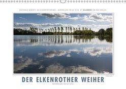 Emotionale Momente: Der Elkenrother Weiher – Naherholung für die Seele. (Wandkalender 2018 DIN A3 quer) von Gerlach,  Ingo