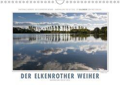 Emotionale Momente: Der Elkenrother Weiher – Naherholung für die Seele. (Wandkalender 2018 DIN A4 quer) von Gerlach,  Ingo
