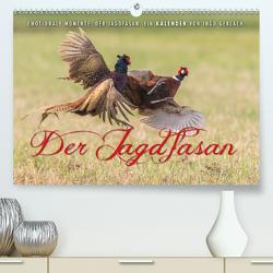Emotionale Momente: Der Jagdfasan. (Premium, hochwertiger DIN A2 Wandkalender 2020, Kunstdruck in Hochglanz) von Gerlach,  Ingo