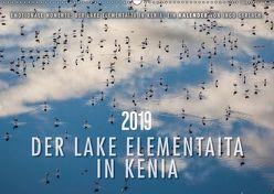 Emotionale Momente: Der Lake Elementaita in Kenia. (Wandkalender 2018 DIN A2 quer) von Gerlach,  Ingo