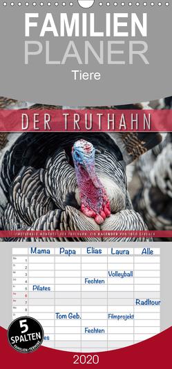 Emotionale Momente: Der Truthahn. – Familienplaner hoch (Wandkalender 2020 , 21 cm x 45 cm, hoch) von Gerlach,  Ingo
