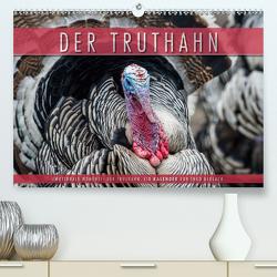 Emotionale Momente: Der Truthahn. (Premium, hochwertiger DIN A2 Wandkalender 2020, Kunstdruck in Hochglanz) von Gerlach,  Ingo