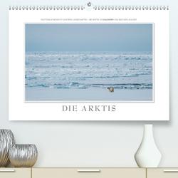 Emotionale Momente: Die Arktis (Premium, hochwertiger DIN A2 Wandkalender 2021, Kunstdruck in Hochglanz) von Gerlach GDT,  Ingo