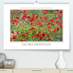Emotionale Momente: Die Blumenwiese. / CH-Version (Premium, hochwertiger DIN A2 Wandkalender 2021, Kunstdruck in Hochglanz) von Gerlach GDT,  Ingo