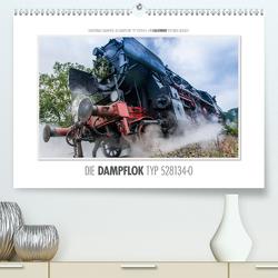 Emotionale Momente: Die Dampflok Typ 528134-0. (Premium, hochwertiger DIN A2 Wandkalender 2020, Kunstdruck in Hochglanz) von Gerlach,  Ingo